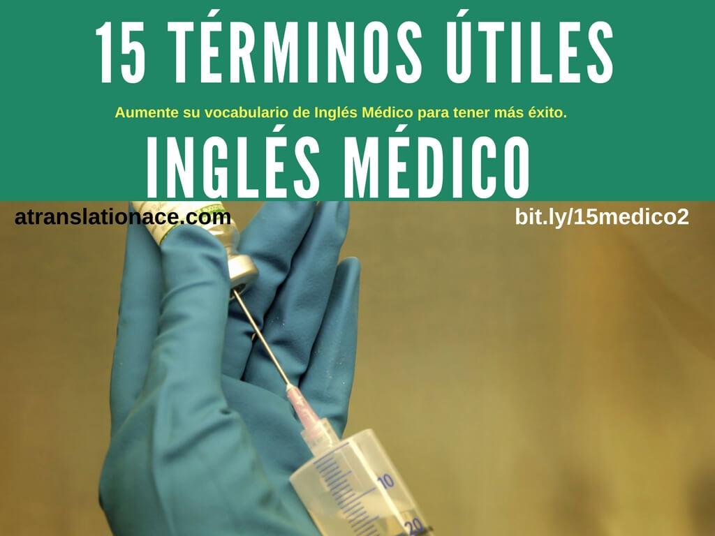 15 Términos Médicos